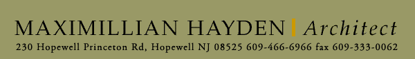 Max Hayden Architect